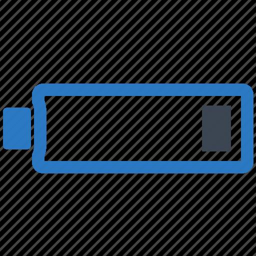 battery, energy, full, power icon