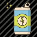 beverage, drink, energy, power