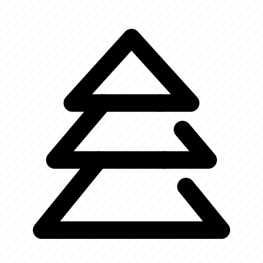 celebration, christmas, decoration, holiday, tree, xmas icon