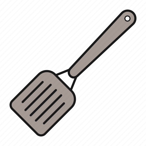 bbq, cooking, grill, kitchen, spatula, tool, utensil icon