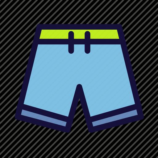 beach, holiday, pants, picnic, summer, tour, vacation icon
