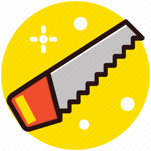 Carpenter tool, cutting woods, saw, saw tool, wood saw icon - Download on Iconfinder