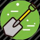 digging tool, gardening tool, shovel, spade, tool