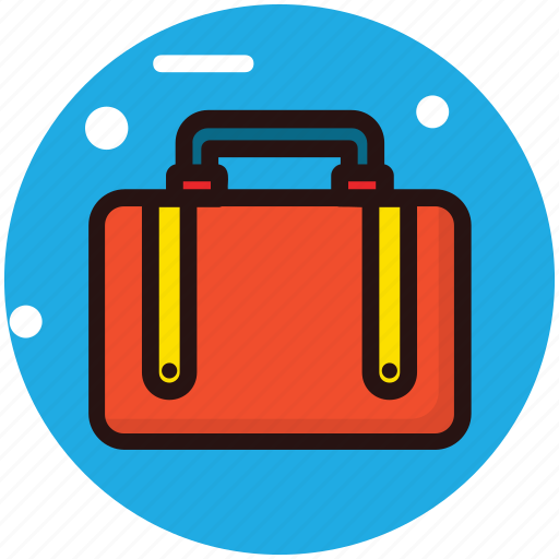 Attache, baggage, luggage, suitcase, travel bag icon - Download on Iconfinder
