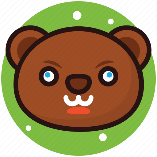 Soft toy, stuffed toy, teddy bear, teddy face, toy icon - Download on Iconfinder