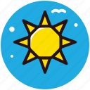 daylight, morning, sunlight, sunrise, sunshine icon
