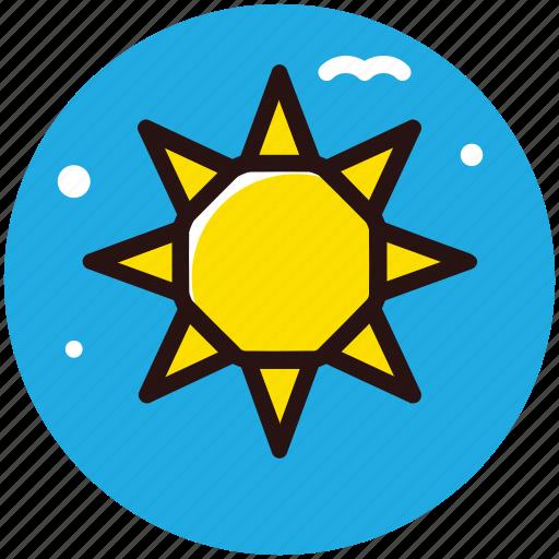Daylight, morning, sunlight, sunrise, sunshine icon - Download on Iconfinder
