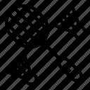 badminton, badminton racket, court game, racquetball, shuttlecock icon