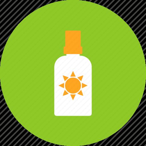 cream, journey, summer, sunscreen, tourist, travel, vacation icon