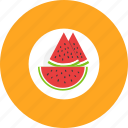 food, fruit, journey, tourist, travel, vacation icon