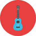 guitar, journey, music, tourist, travel, ukulele, vacation icon