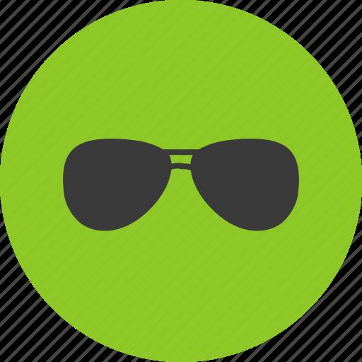 eyeglass, journey, sun, sunglasses, tourist, travel, vacation icon