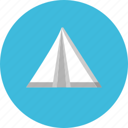 camping, hotel, journey, tent, tourist, travel, vacation icon