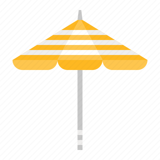 beach, parasol, protection, summer, sunrise, sunshade, umbrella icon