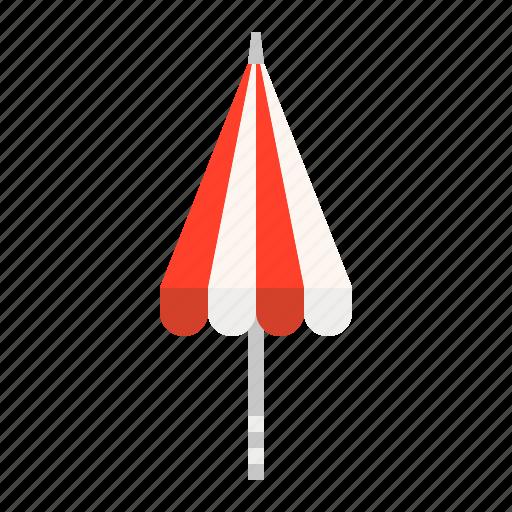 beach, parasol, protection, summer, sunrise, sunshade, umbrella icon