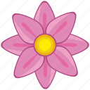 plant, flower, bali, bud icon