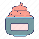 jar, salt, scrab, sugar, tube icon