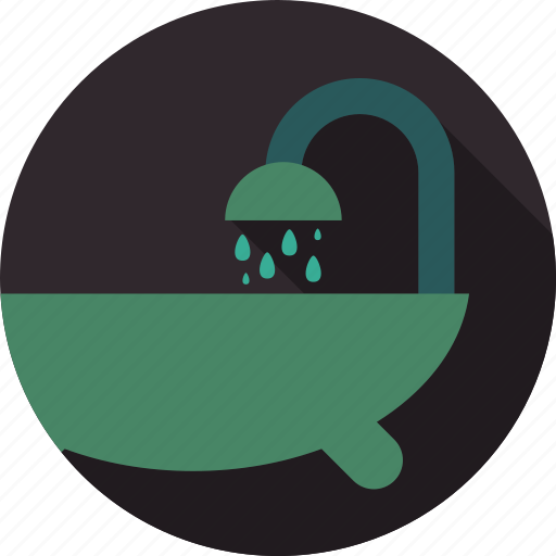 bath, bubble bath, relaxing, spa, water, wellnes icon