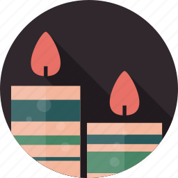 aroma, candles, relax, relaxing, spa, wellnes icon