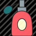 aroma, beauty, cosmetics, makeup, perfume, smell, toilet water icon icon