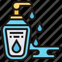 body, cream, lotion, moisturizer, skincare icon