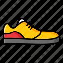 footgear, footwear, gardrobe, shoes, snackers icon