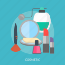 beauty, cosmetic, fashion, lipstick, makeup, perfume, spray icon