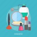 beauty, cosmetic, fashion, lipstick, makeup, perfume, spray
