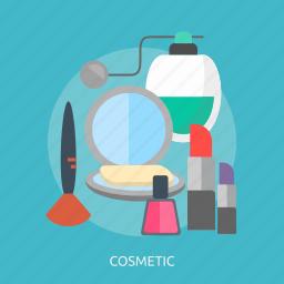 beauty, cosmetic, fashion, lipstick, makeup, perfume, spray icon