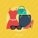 bag, beauty, dress, eyeglasses, fashion, glamour, model icon