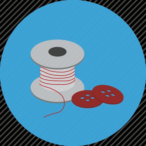 easymix, needle, thread, wsd icon