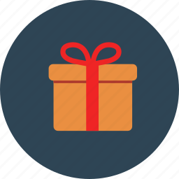 birthday, card, christmas, donation, gift icon