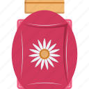 scent, fragrance, aroma, perfume bottle, perfume icon