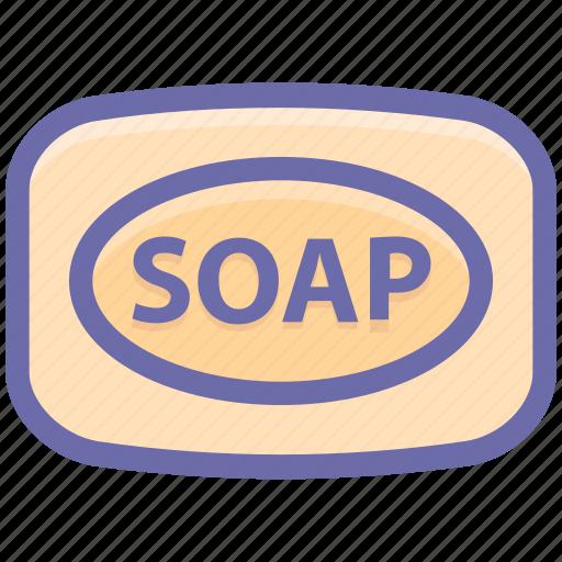 bar soap, bath, clean, cleaning, dirty, hand wash, soap, wash, washing icon