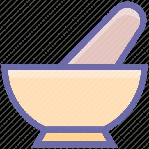 alon, beauty s, bowel, mortar, pestle, pharmacy, spa icon