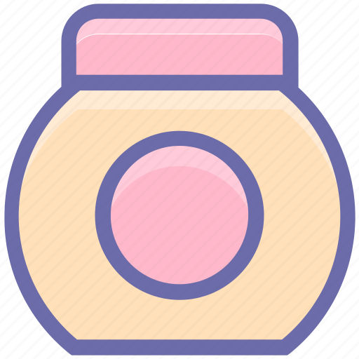 beauty care, conditioner, cream, lotion, spa treatment icon
