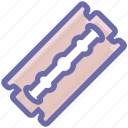 bathroom, blade, grooming, hygiene, razor, shaving icon