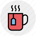 coffee, cup, drink, hot, hot coffee, tea, tea cup icon