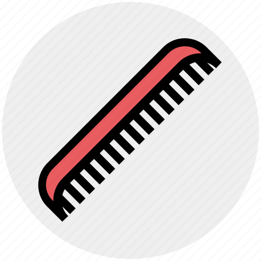 barbershop, beauty, comb, salon, spa, style, woman icon
