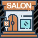 barbershop, glamour, salon, beauty salon, beauty icon