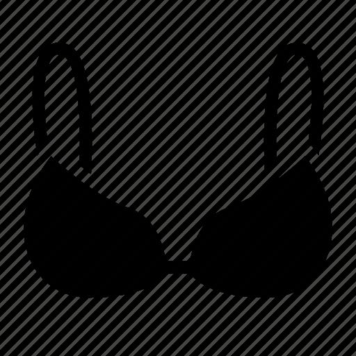 bra, breast, lingerie, sexy, undergarments, woman icon