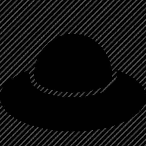 brim, hat, headwear, man, round, woman icon