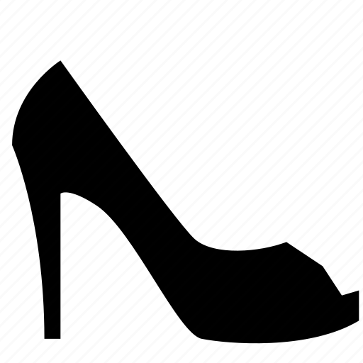 female, girl, heel, high, lady, shoes, stilettos icon