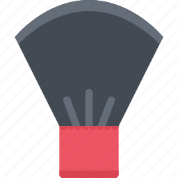 barbershop, beauty, brush, care product, spa icon