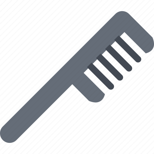 barbershop, beauty, care product, comb, spa icon
