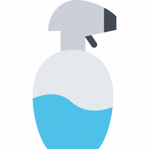 barbershop, beauty, care product, spa, sprayer icon