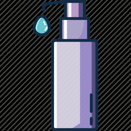 cleanser, cream, facial, lotion, moisturizer, skin icon