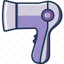barber, dryer, grooming, hair, hairstyle, saloon icon