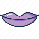 dental, face, lip, mouth, teeth icon