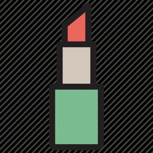 cosmetic, fashion, lipstick, makeup icon